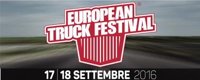 EUROPEAN TRUCK FESTIVAL BRESCIA