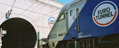 Eurotunnel: temporanea sospensione del servizio durante la notte del 21/01