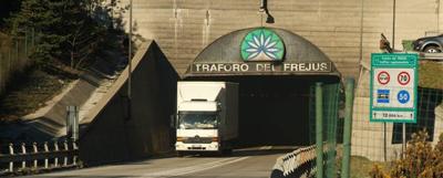 Aumento tariffario Trafori Frejus e Monte Bianco