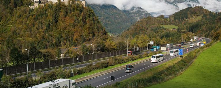 Aumento pedaggi Austria